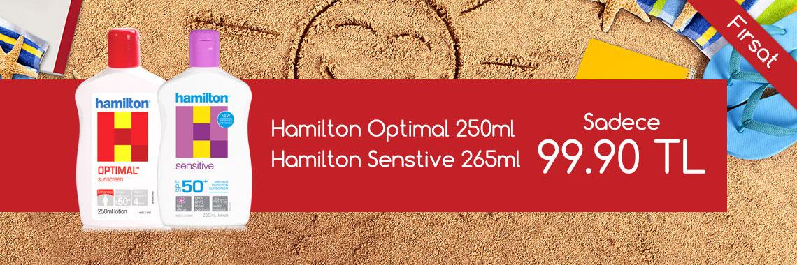 Hamilton Güneş Kremi Fırsatları