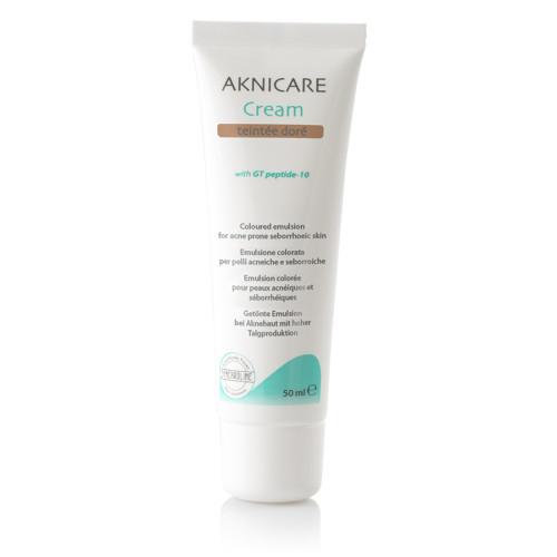 Aknicare Teintee Cream Dore, 50 ml (Synchroline)