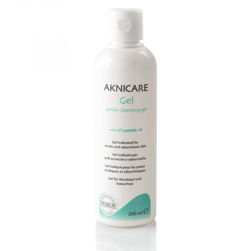 Aknicare  Gentle Cleansing Gel, 200 ml (Synchroline)