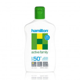 Hamilton Active Family Lotion SPF50+, 250ml