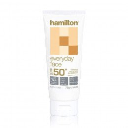 Hamilton Everyday Face SPF50+, 75 g  SKT 10/2020